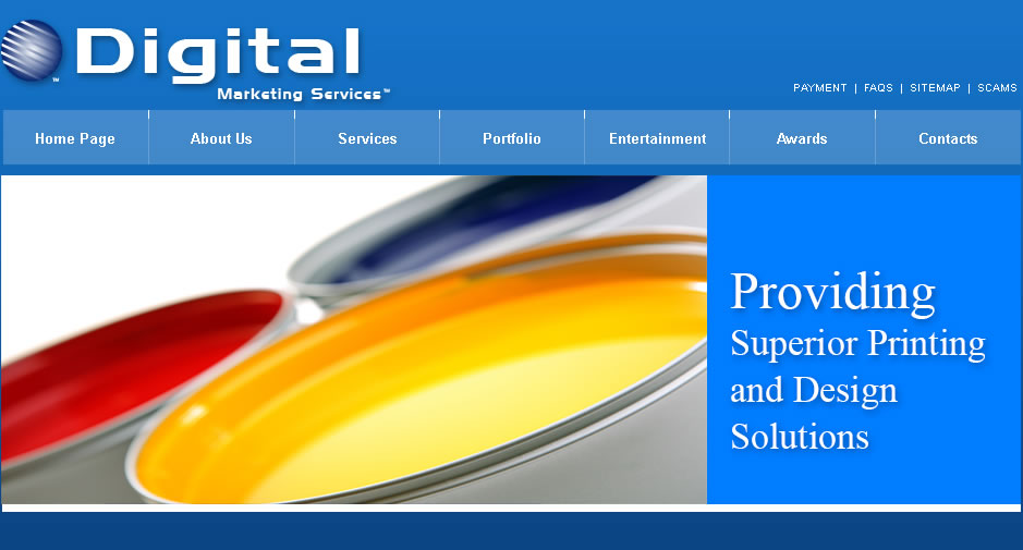 Printing & Design Services
